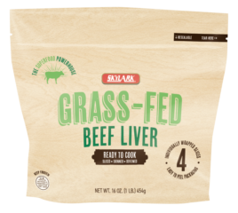 Grass - Fed Beef Liver Bag  image